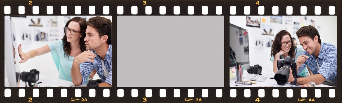 35mm film strip B, picscout insights, insights for eceryone