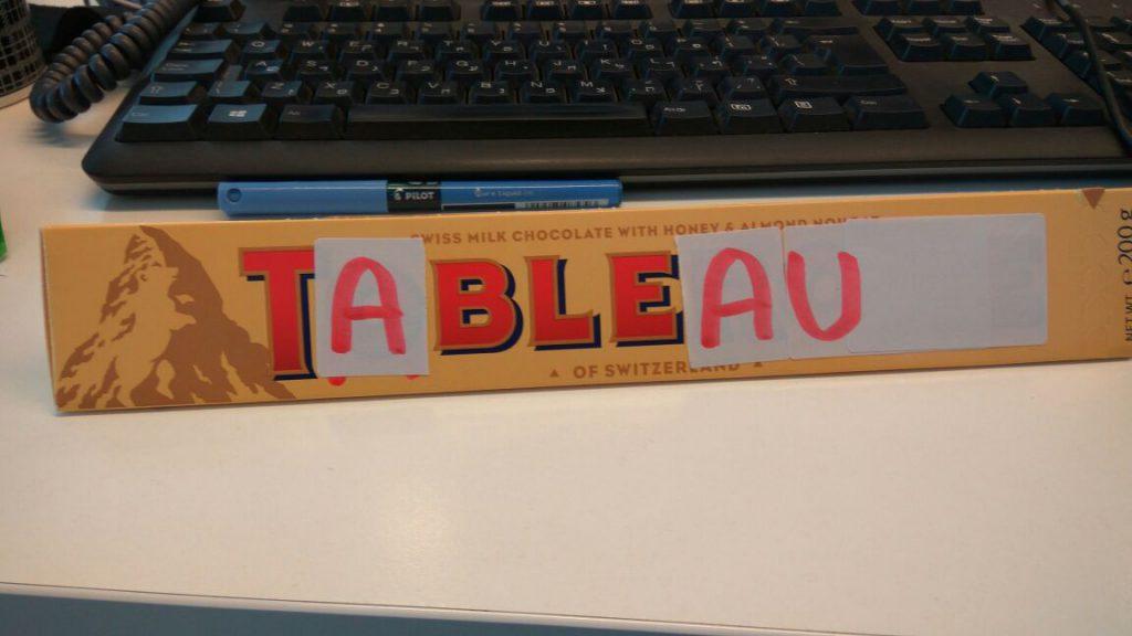 Toblerone Tableau